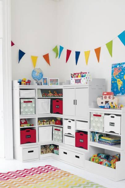 Kids' Clutter
