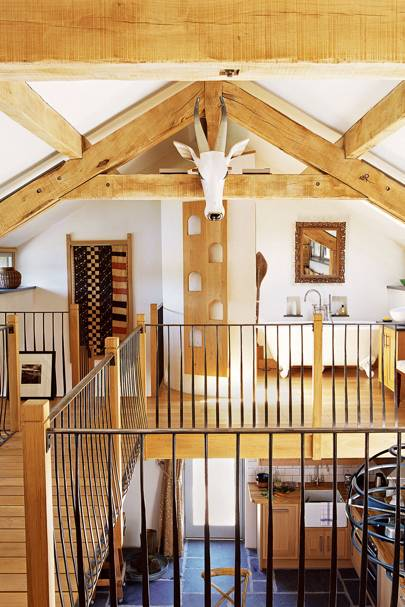 The Barn Conversion