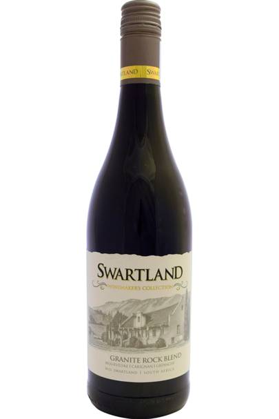 Swartland Winemaker's Collection Granite Rock Blend 2014, Swartland, South Africa