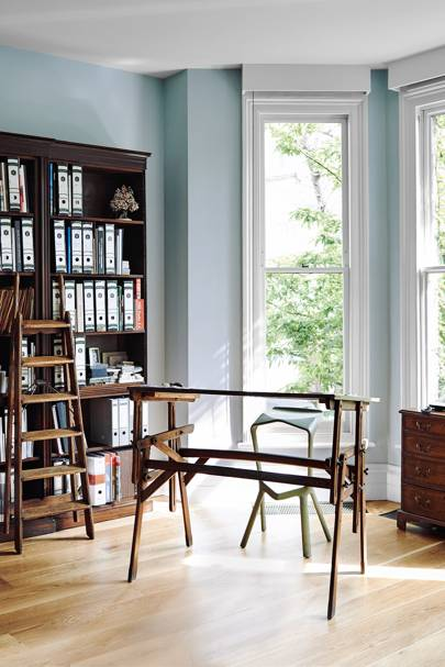 Office - Charles Rutherfoord London House