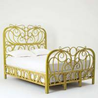 Radana Rattan Bed