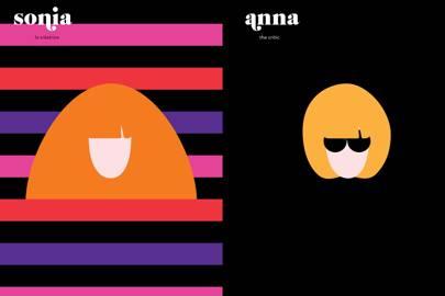 Sonia v Anna