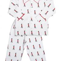 July 8: Guards Traditional Pyjamas, £29.99, from Pixie Dixie