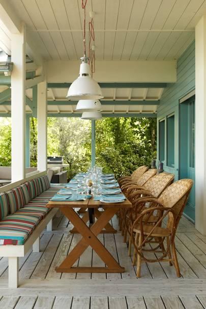 Veranda Long Dining Table | Dining Room Ideas