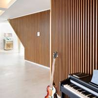 Piano and Panelling