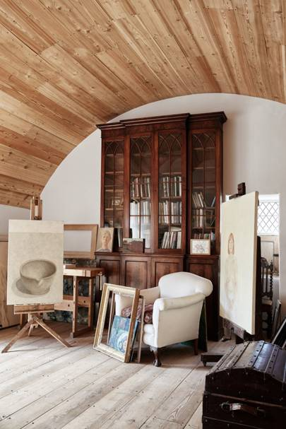 Studio - Lamb's House in Leith