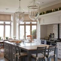 Kitchen - An Elegant House in Surrey