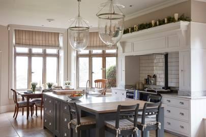 Kitchen - An Elegant House in Surrey
