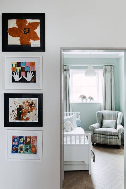Guest Bedroom - At Home: Maddux Creative London House