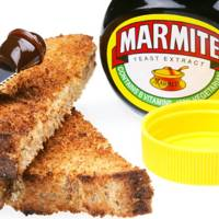 1 Slice Of Brown Toast With Marmite = 100Kcals