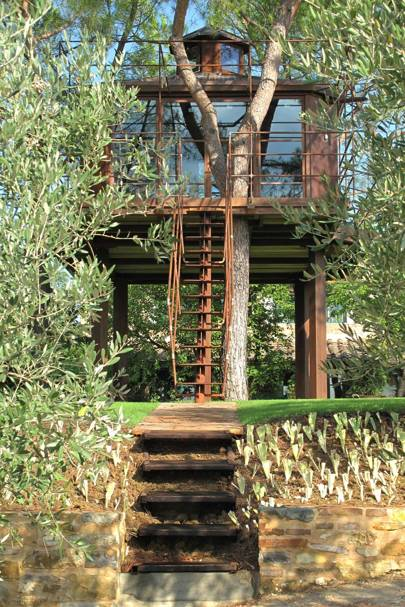 Treehouse at Casa Barthel, Italy