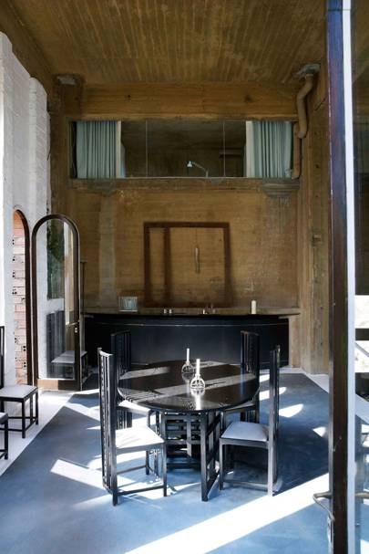 Dining Room - Cement Factory