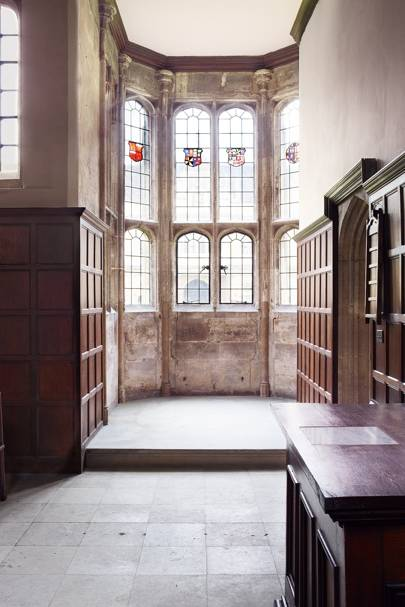 Oriel Window - Apethorpe Palace