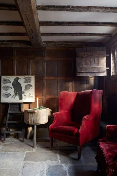 Hall - Tudor House