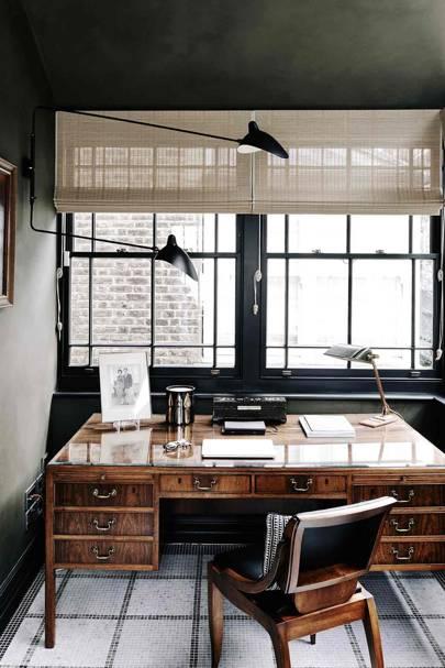 Study - London Terrace Restoration
