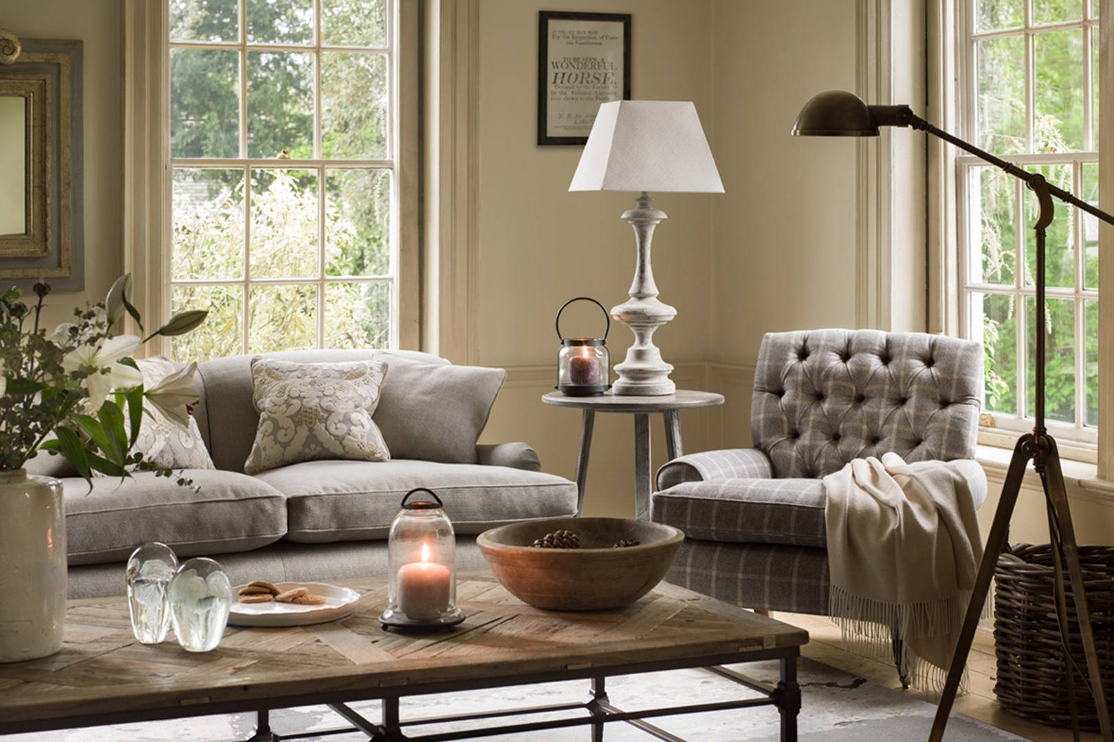 New England Interiors | Furniture and Decoration Ideas | House & Garden