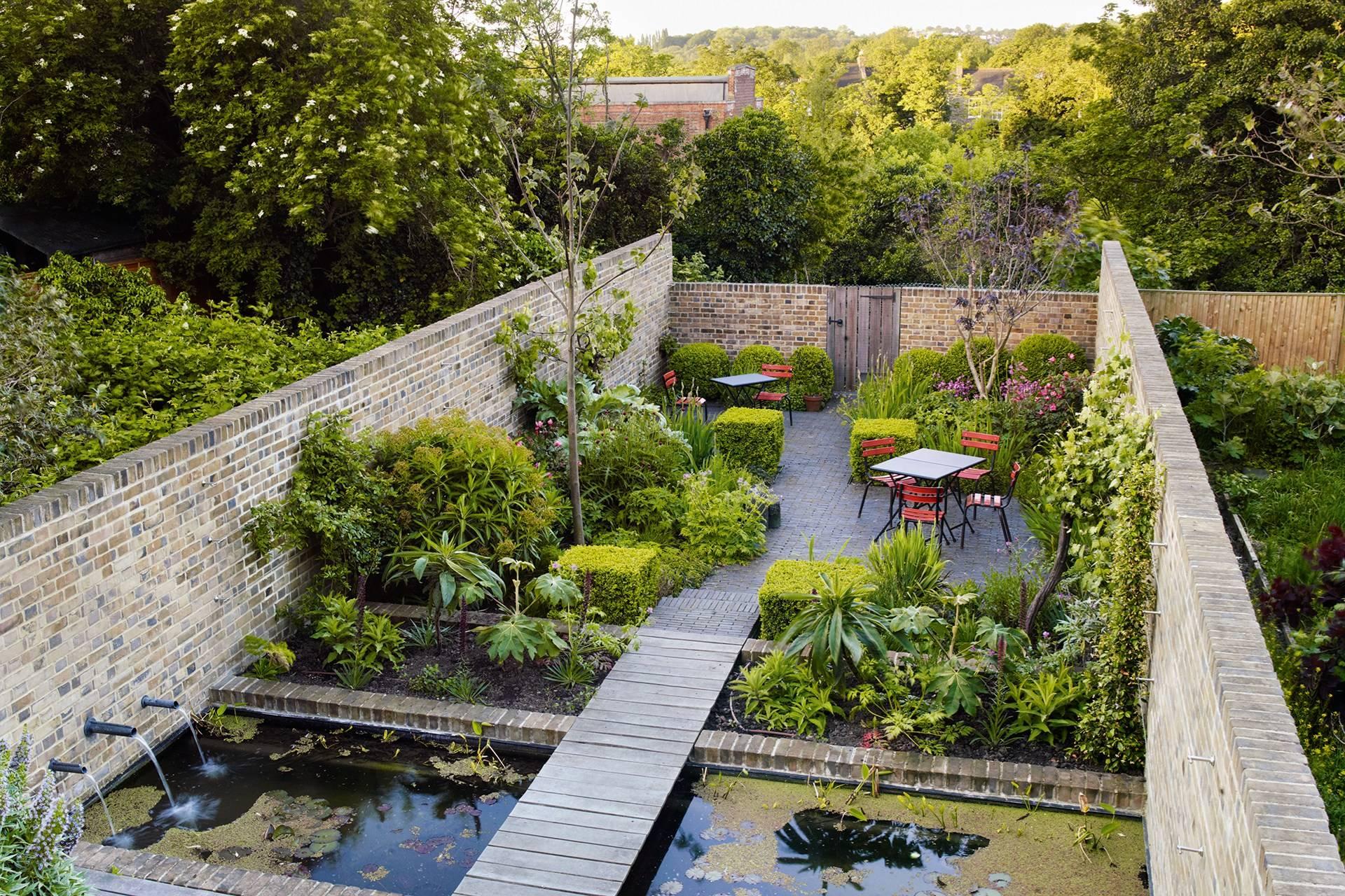 Garden Design The Basic Elements House Garden