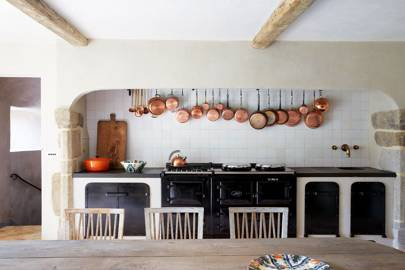 Modern AGA Kitchen