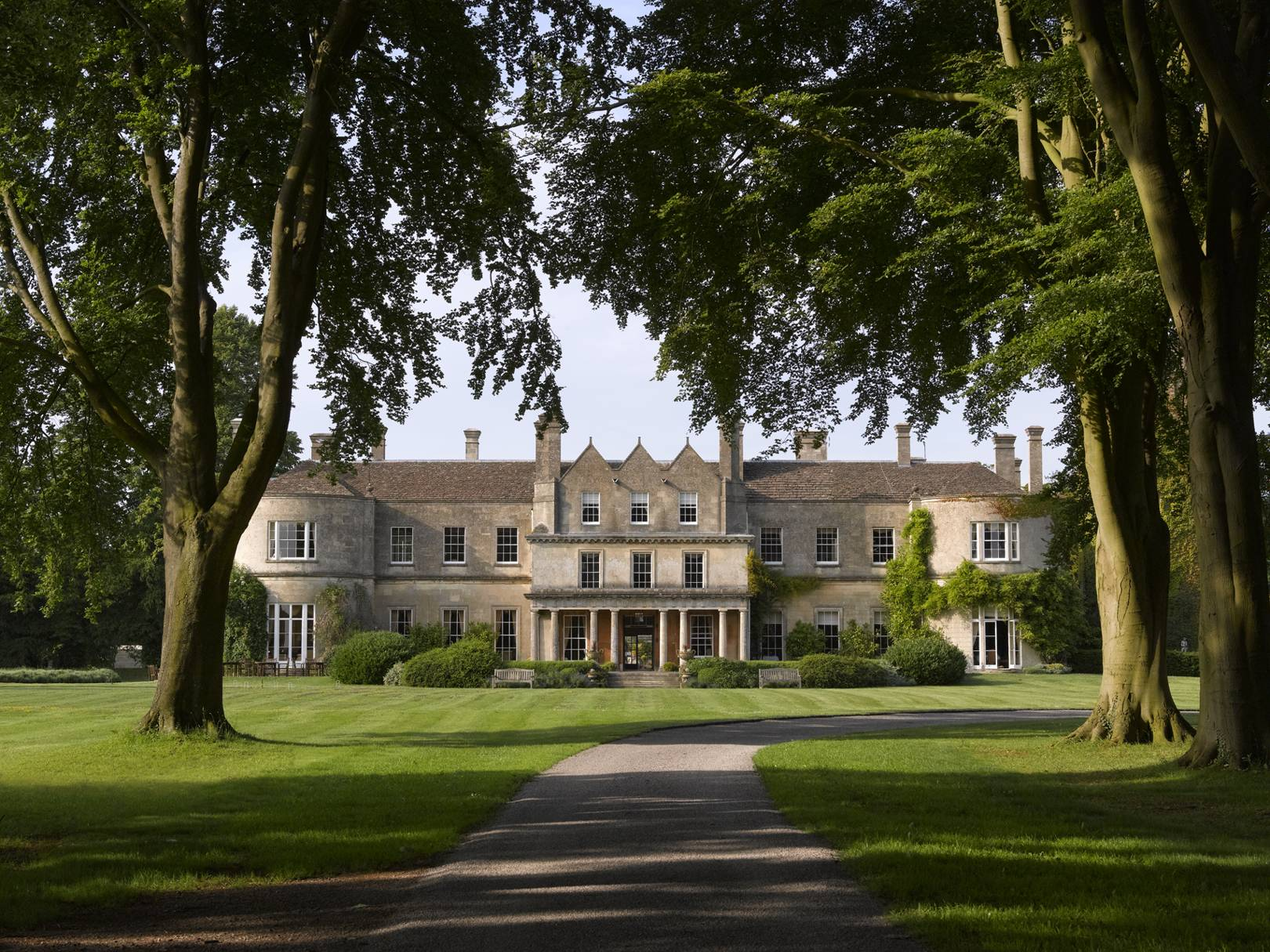 Win an exclusive trip to Lucknam Park in a Jaguar provided by Avis