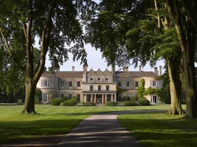 Win an exclusive trip to Lucknam Park with Avis in a Jaguar