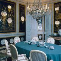 Apartment for Princess Firyal of Jordan, Paris (1982)