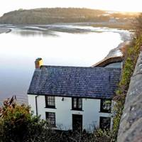 Dylan Thomas: Boathouse