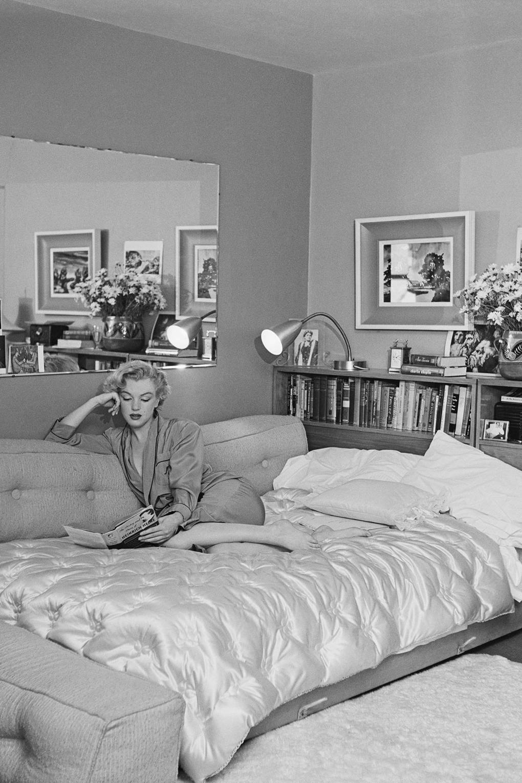 Marilyn Monroe At Home Get The Look House Garden