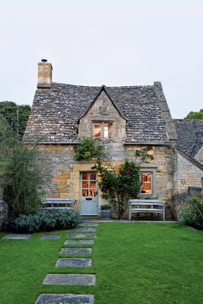 Caroline Holdaways Cotswolds Cottage