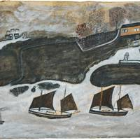 Alfred Wallis, October 24–January 3