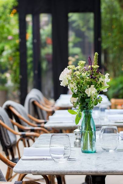 Dalloway Terrace, Bloomsbury  - Outdoor Drinking London