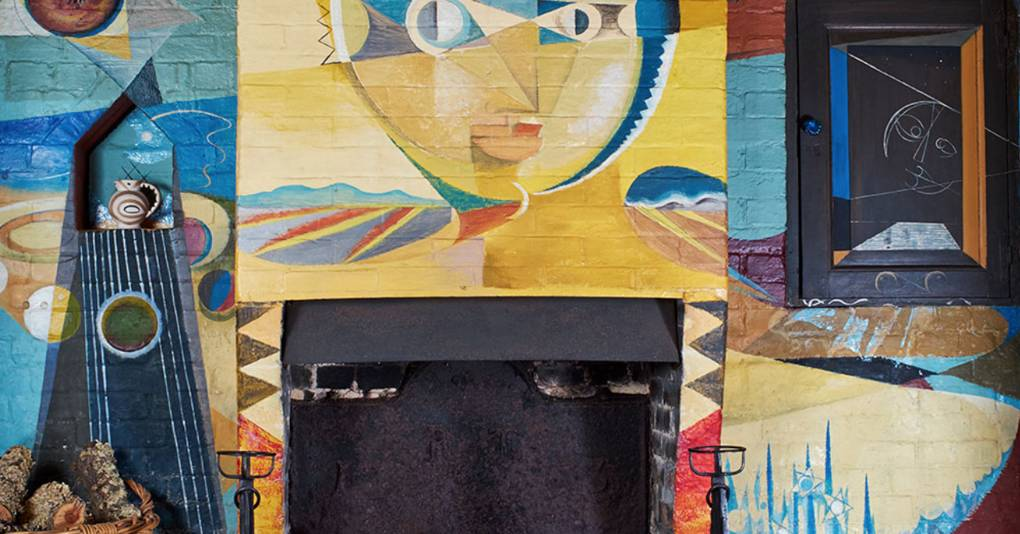 Farleys House and the surprising art of surrealist interiors