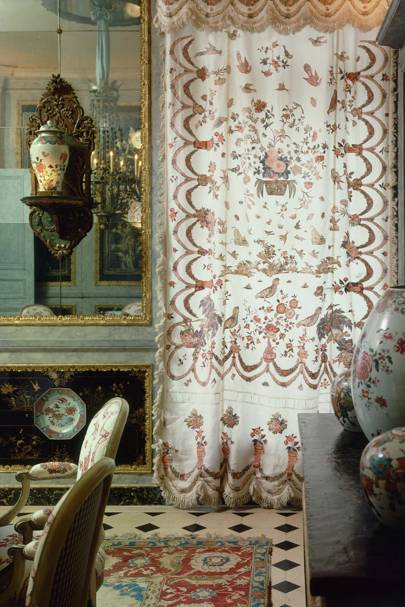 Apartment for Princess Firyal of Jordan, Paris (1982)