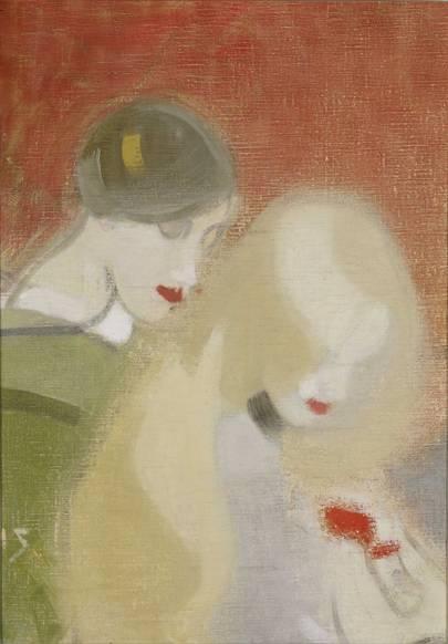 Helene Schjerfbeck, until October 27