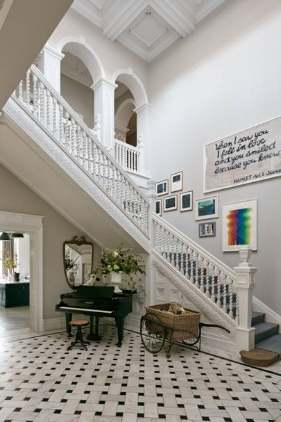 Staircase - Victorian Country House
