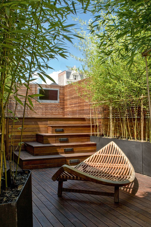 Roof Garden Design Ideas House Garden