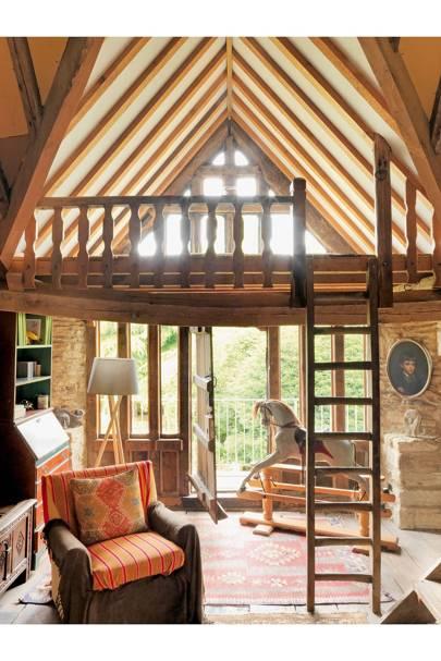 Mezzanine Floor Mezzanine Level Design House Garden