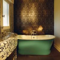 Bath Backdrop