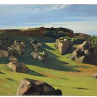 EDWARD HOPPER (1882–1967) Cape Ann Granite