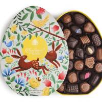 Charbonnel et Walker, Milk and Dark Easter Chocolate Selection, £35