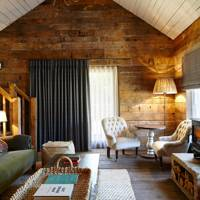 Soho Farmhouse: Living Area