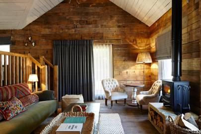 Soho Farmhouse: Living Area