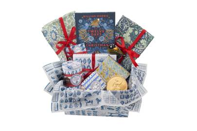V&A Christmas Hamper, £110