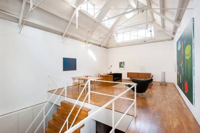 Michael Craig Martin Studio, London