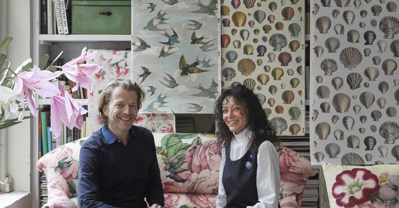 John Derian and Designers Guild collaborate   House & Garden