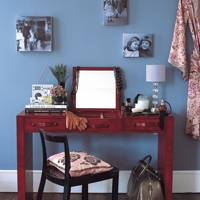 Add Some Detail to Your Dressing Table