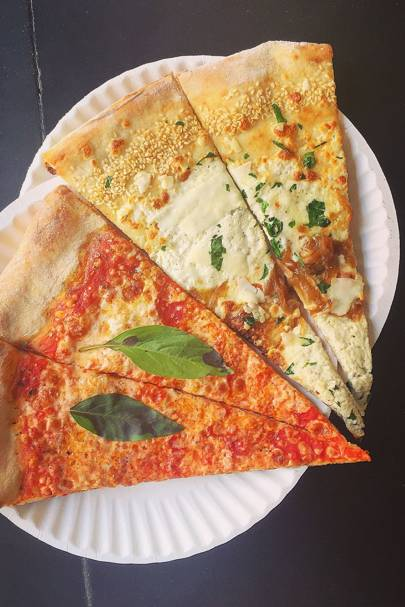 Best Pizza | Where to Eat in New York City