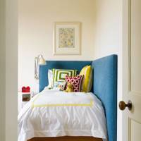 Wraparound headboard