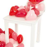 Pack of 28 Loved Up Heart Mini Balloons