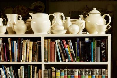 Studio Bookcase - Emma Bridgewater Oxfordshire House