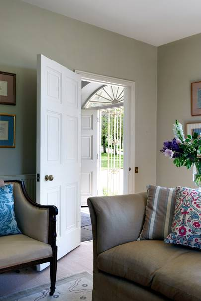 Sitting Room Doorway